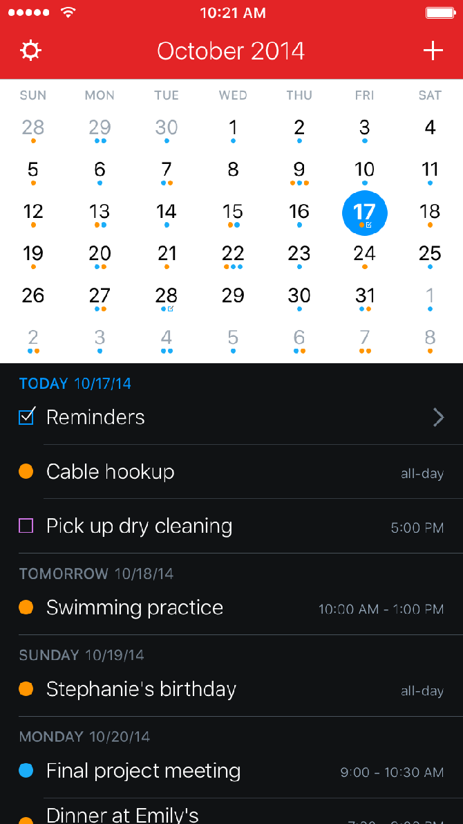 The 8 Best Calendar Apps for Your iPhone