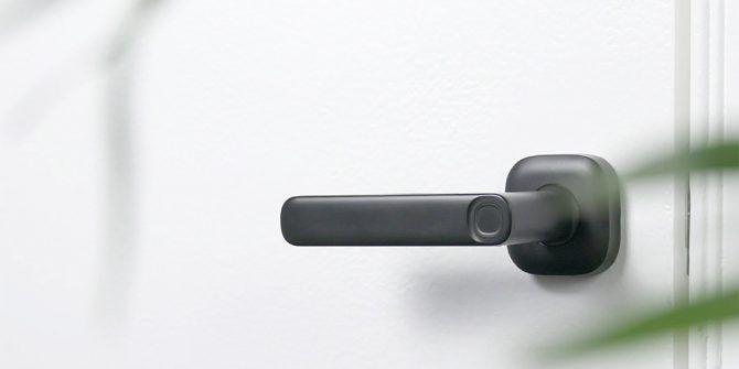 The Award-Winning FIDO Smart Lock Has 4 Secure Entry Methods