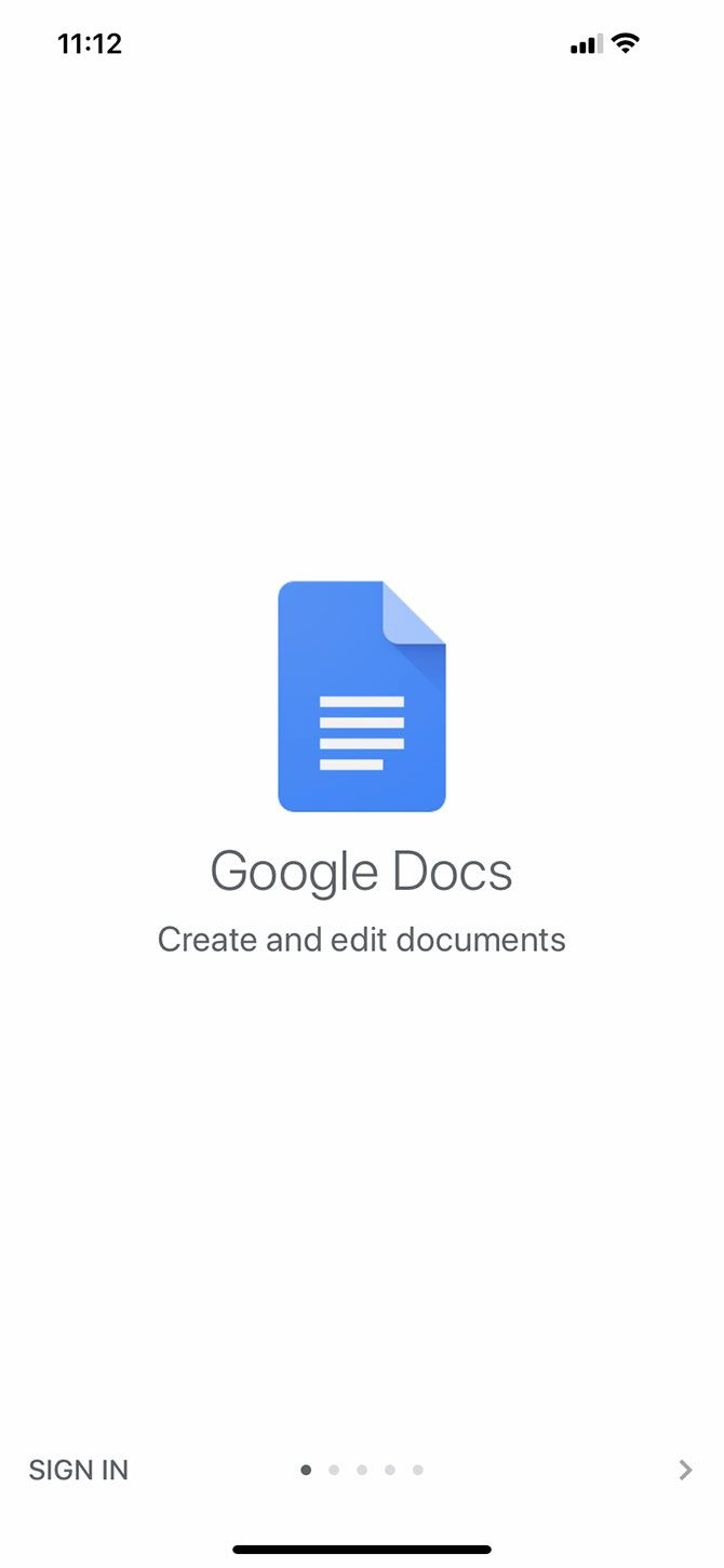 How to Start Using Google Docs on Mobile Devices