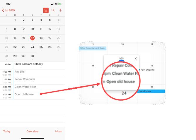 Sync iPhone Calendar to Google Calendar