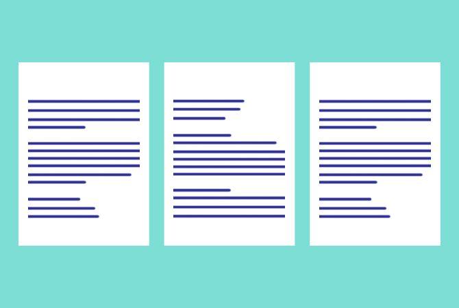 Design a portfolio for job hunting success