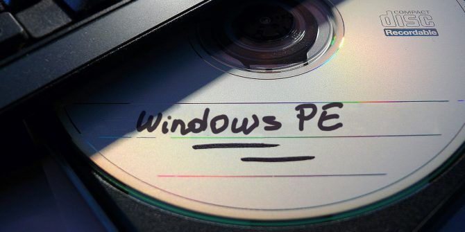How to Make Your Own Windows PE Rescue Disc (And Keep Your PC Safe)