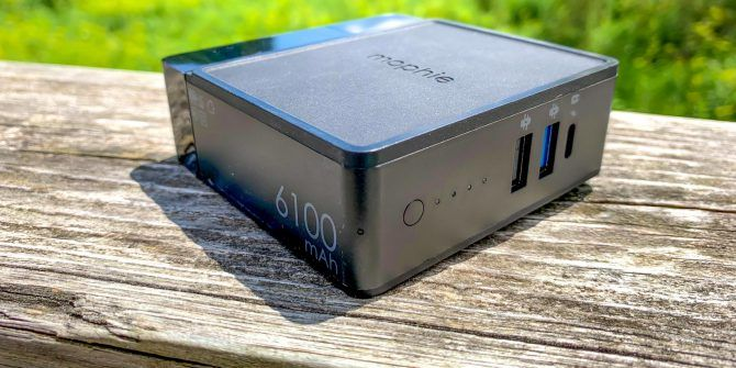 Charge All the Things, With the Mophie Powerstation Hub