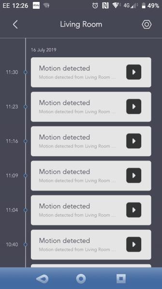 muo hardware reviews nooie app notifications