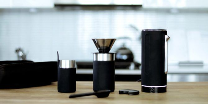 The Pakt Coffee Brewing Kit for Travel: Portable, Durable, Delicious