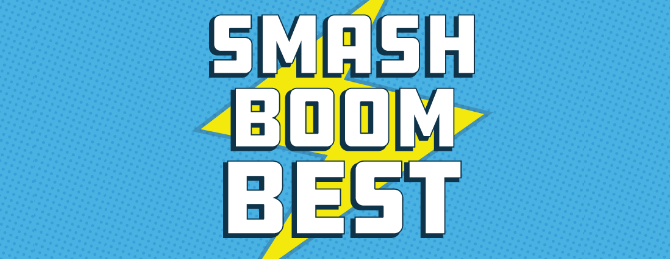 the best podcasts for kids - Smash Boom Best