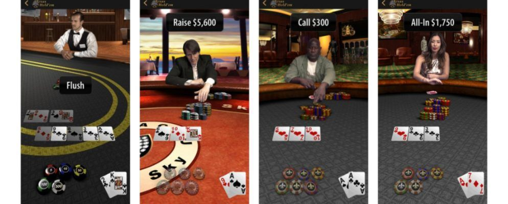 Texas holdem poker 3 free download for mobile