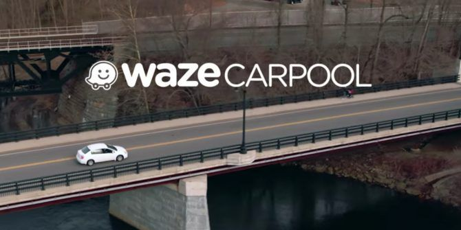 Waze Now Lets You Carpool With More People