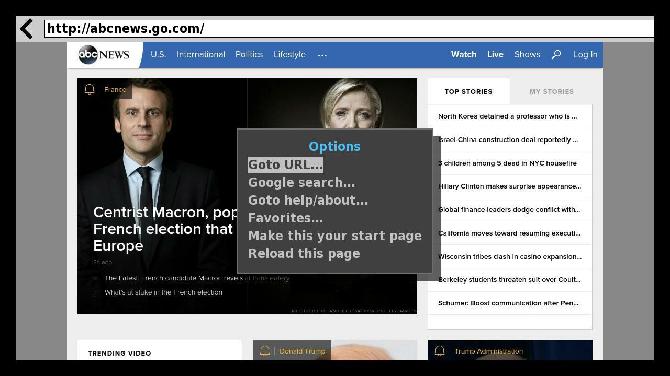 Google on Roku - Google Search