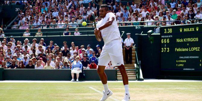 """Google """"Wimbledon"""" to Play a Hidden Tennis Game"""