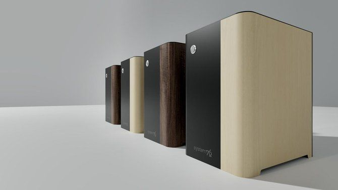 System76's Thelio desktop computers