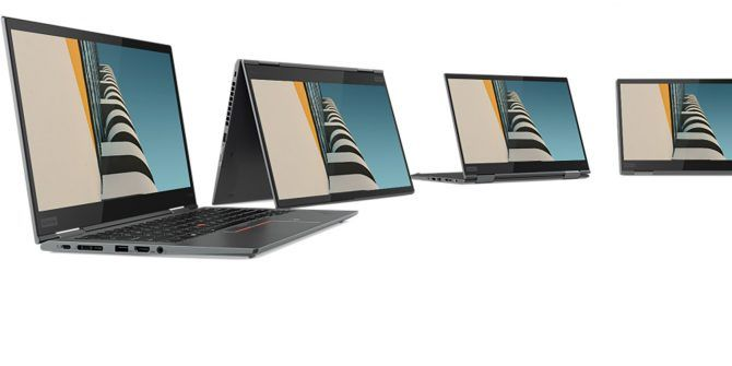 Lenovo Updates ThinkPad Laptops: Comet Lake CPUs and Rapid Charge