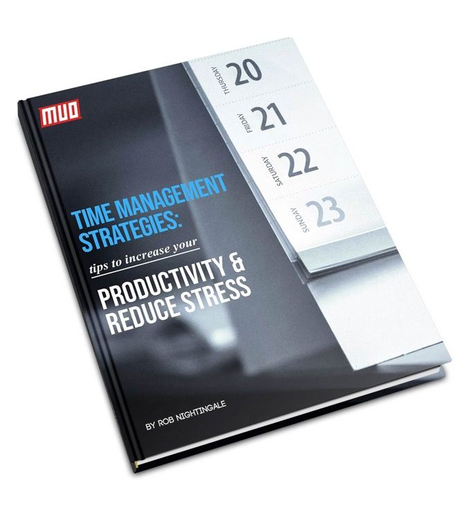 Time Management Free Ebook