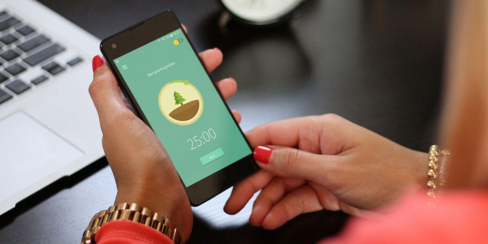 evitare distrazioni-Android