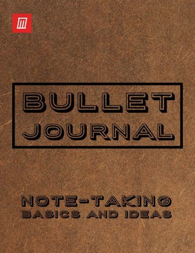 The Bullet Journal Cheat Sheet for Quick Note-Taking