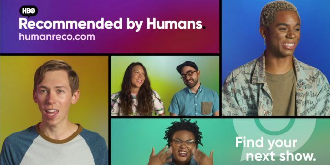 HBO Offers Free Episodes of Shows Recommended by Humans