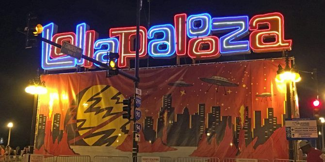 You Can Stream Lollapalooza Live on YouTube