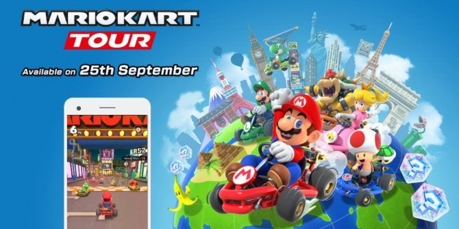 You Can Now Pre-Order Mario Kart Tour on Mobile