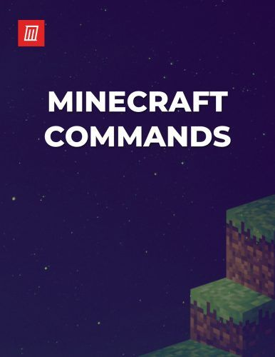 The Ultimate Minecraft Commands Cheat Sheet
