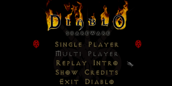 You Can Now Play the Original Diablo in Your Browser