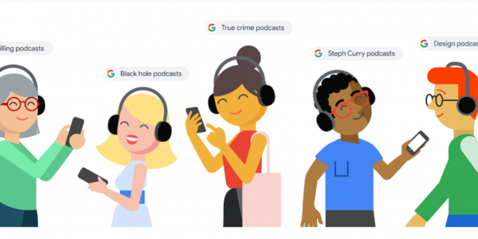 Google Makes It Easier to Find New Podcasts