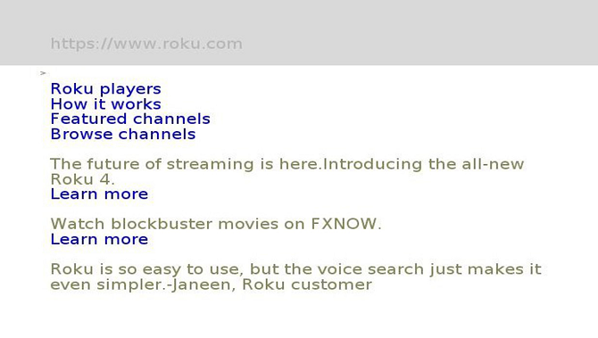 The Best Roku Web Browsers To Use