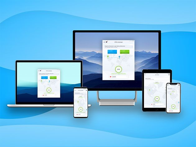 Secure Your Online World With a Lifetime Subscription to VPN Unlimited