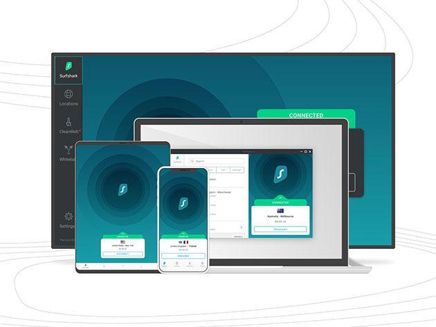 SurfShark VPN Makes Torrenting Easy and Secure, Now 76% Off