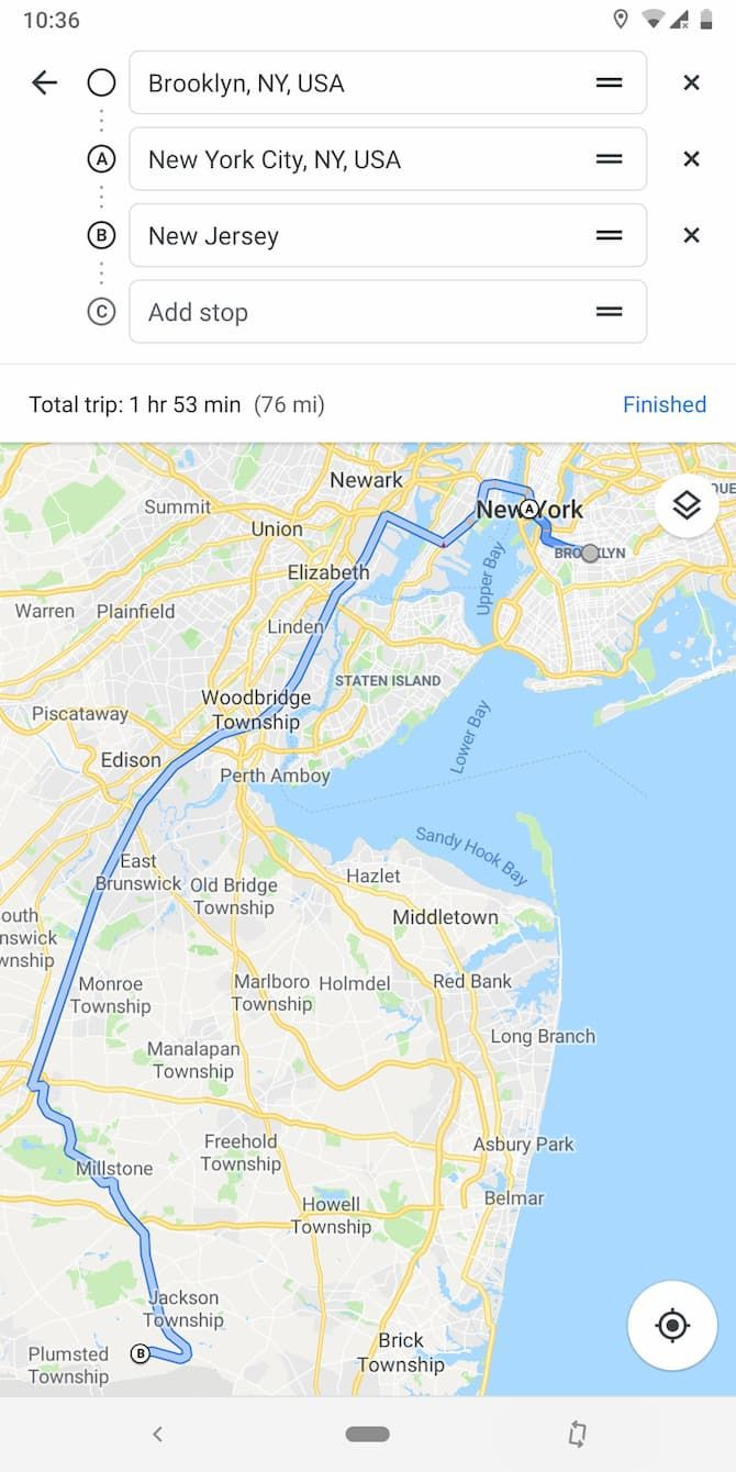 17 Google Maps for Android Tricks That'll Change How You ... on gle maps, gool maps, red maps, cecil maps, fancy maps, msn maps,