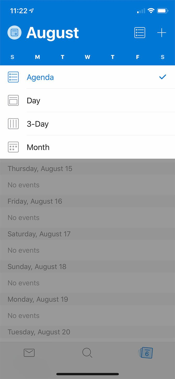 Outlook Calendar On Iphone >> The Best Way To Sync An Outlook Calendar With Your Iphone