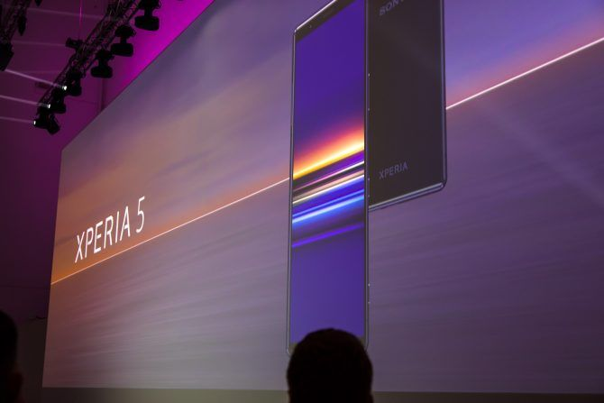 Sony Announces the Xperia 5: Your New Camera Overlord