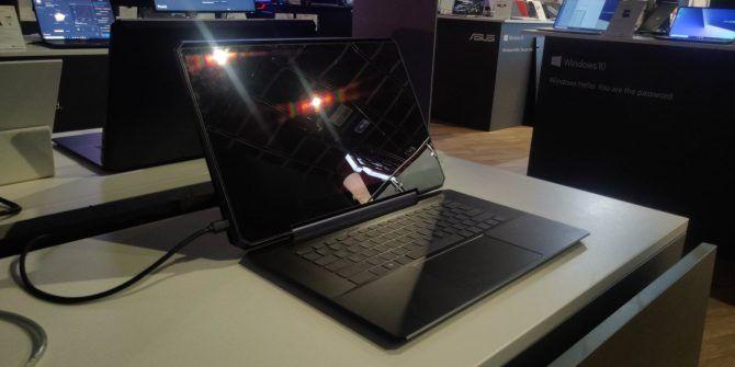 Asus ProArt StudioBook One: Unique Design, Uniquely Powerful