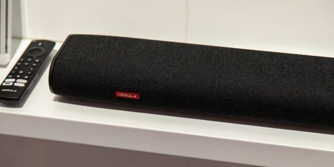 Nebula Soundbar, Fire TV Edition: Amazon's One Stop Shop for Streaming