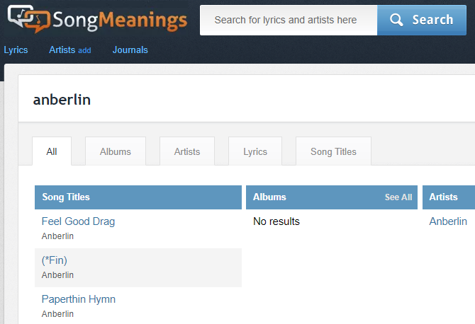 The 6 Best Websites To Find Song Meanings And Interpretations One can find the lyrics to the song ironic from these lyrics websites: best websites to find song meanings