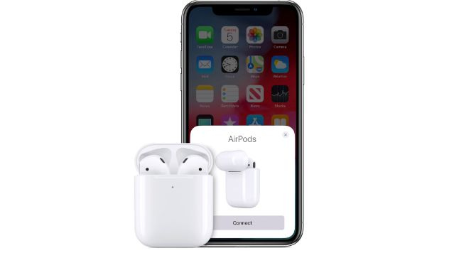 how to pair AirPods with iPhone