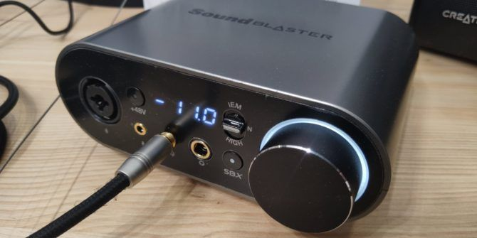 Creative Sound Blaster AE-9: Old Name, New Ideas