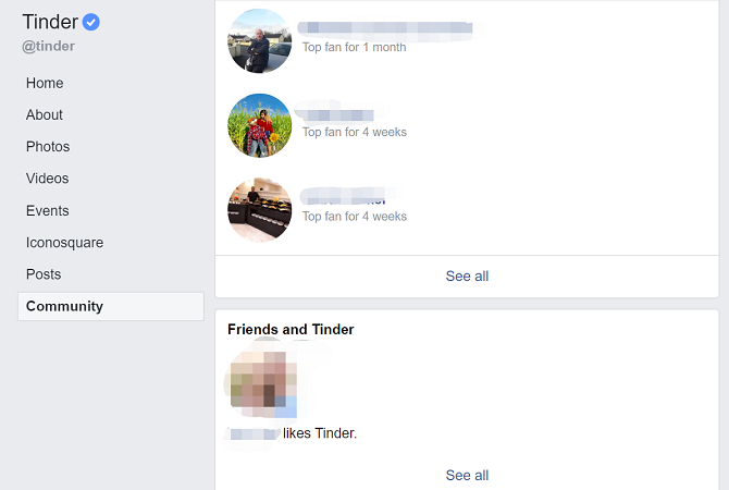 Cant log into tinder through facebook