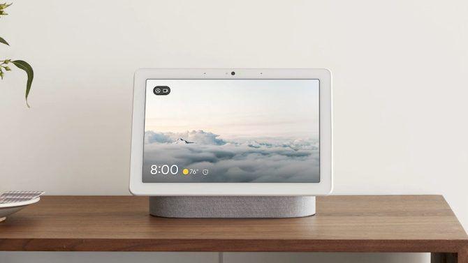 Отключить Google Face Match - Google Nest Hub Max
