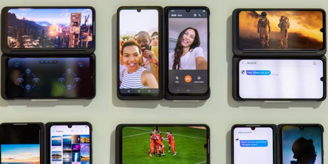 LG G8X ThinQ Dual Screen: An Alternative to Foldable Screens