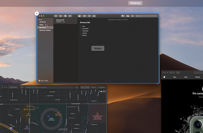 Mission control plus mac app