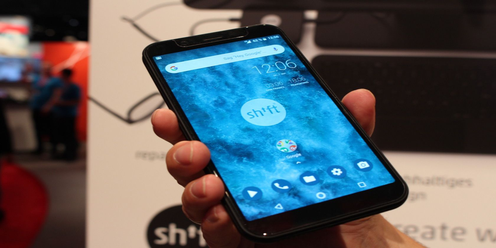 Shiftphone: Sustainable, Ethical & Eco-Friendly Smartphones