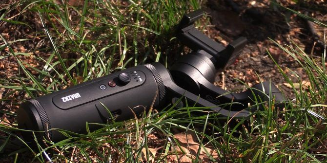 The Zhiyun Smooth-Q2: The Gimbal That Fits in Your Pocket