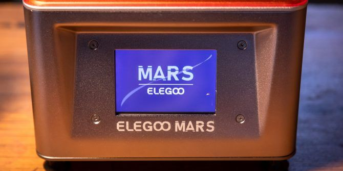 Elegoo Mars: High Quality Resin Printing for Anyone