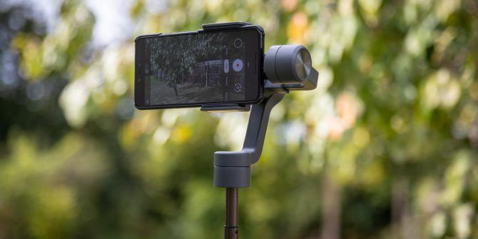 Take Better Smartphone Movies, with the FeiyuTech Vimble2 Gimbal