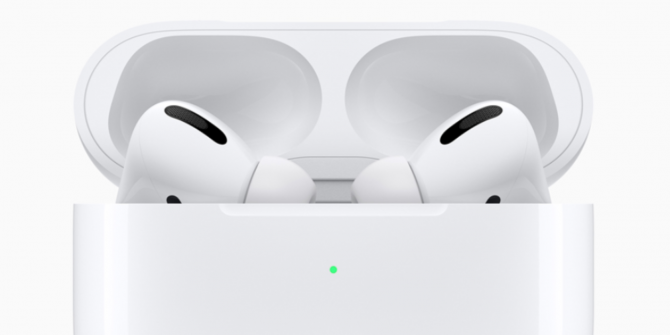 Apple Unveils the AirPods Pro for Audiophiles