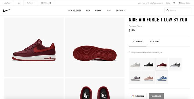 Design Your Own Custom Shoes Online