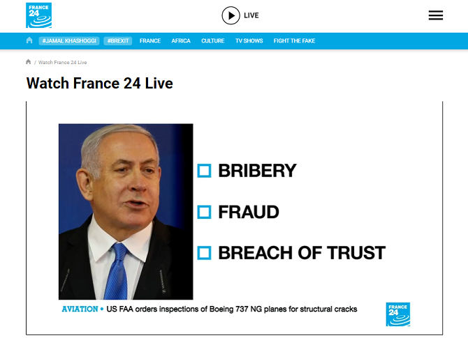 france 24 channels from around the world