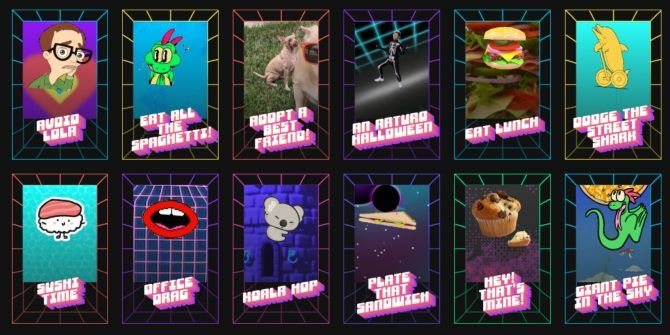 Giphy Arcade Lets You Create and Play Mini Games