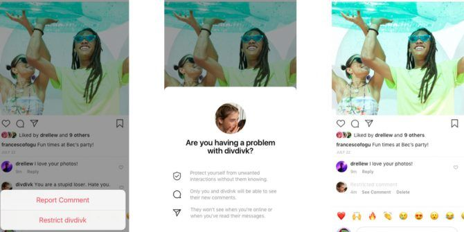 "Instagram Helps You Beat Bullies Using ""Restrict"""