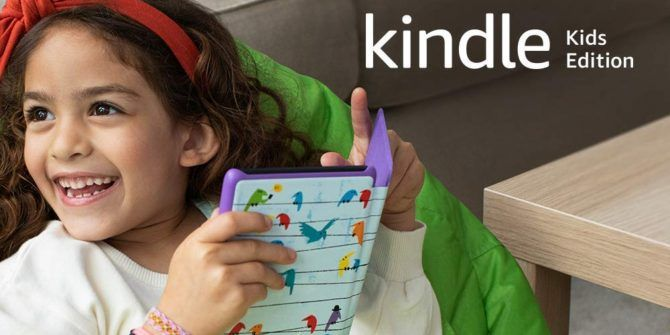Amazon Launches a New Kindle for Kids